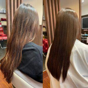 つくばの美容室サプリスの髪質改善トリートメント