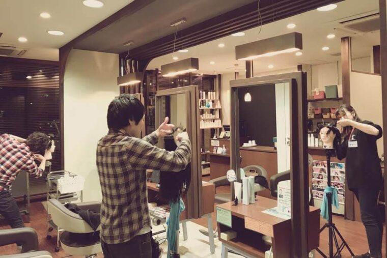 つくばの美容室サプリス美容師スタイリストアシスタント募集